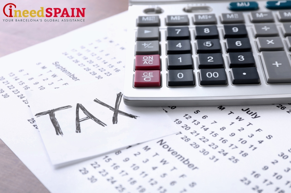 withholding tax in Spain